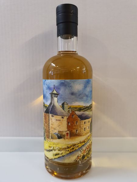 Speyside Region Malt 19y - Finest Whisky Berlin Batch 4