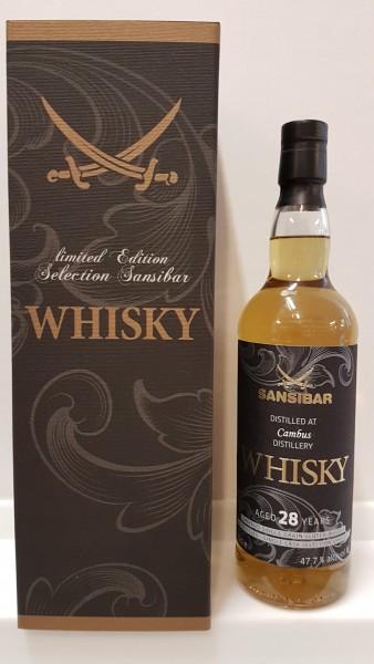 Cambus 28y - Sansibar Classic Label