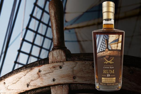 Trinidad Rum (Caroni Distillery) - Pirat Label