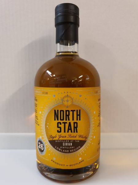 Girvan 26y - North Star Spirits