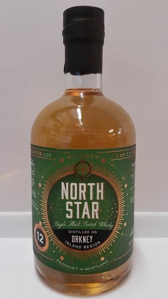 Orkney Malt 12y - North Star Spirits