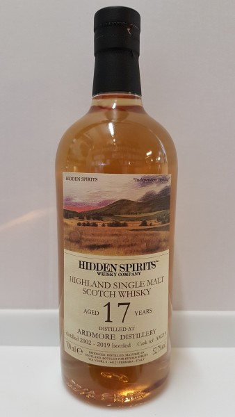 Ardmore 17y - Hidden Spirits