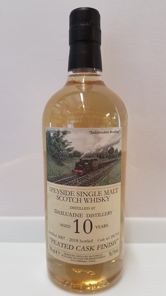 Dailuaine 10y (Peated Cask Finish) - Hidden Spirits