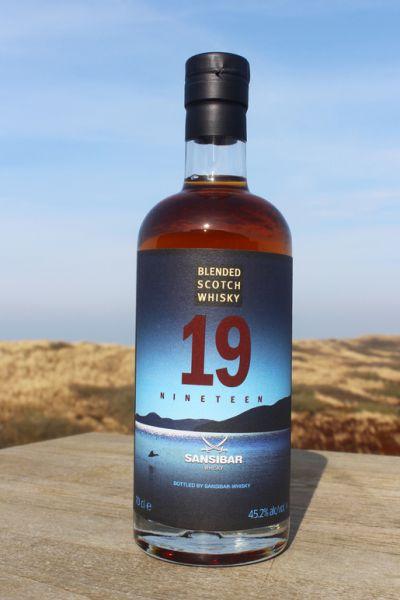 Blended Scotch Whisky 19y - Sansibar Whisky