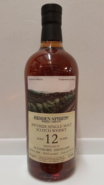 Aultmore 12y (Bolesna Wine Cask Finish) - Hidden Spirits