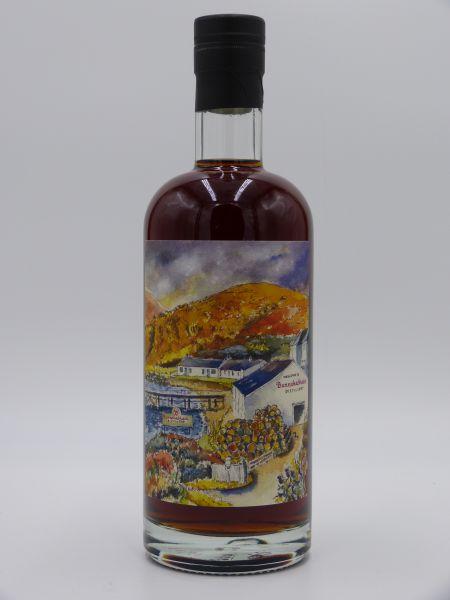 Bunnahabhain 12y - Finest Whisky Berlin Batch 8