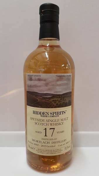 Mortlach 17y - Hidden Spirits