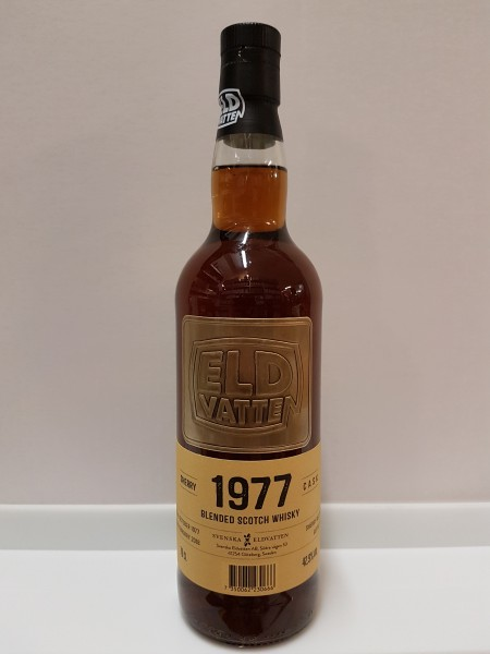 Blended Malt (Gold) 40y - Eldvatten