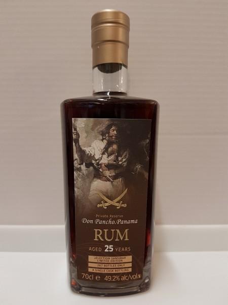 Panama 25y - Pirat Label