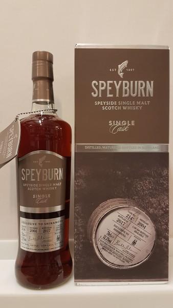 Speyburn 13y - Shinanoya