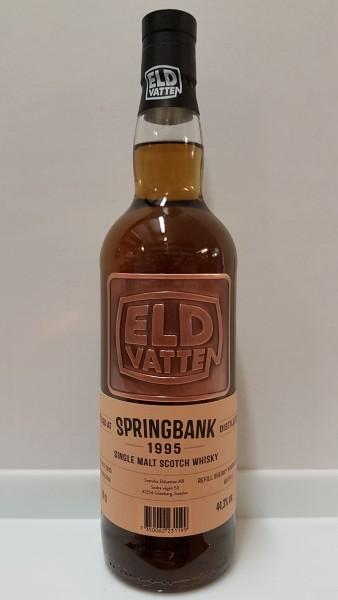 Springbank 22y - Eldvatten