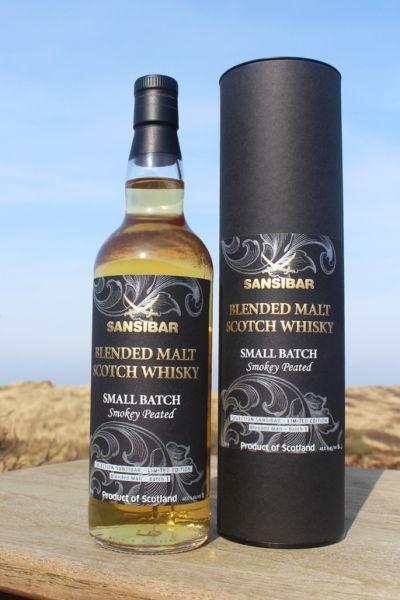 Blended Malt Smokey Peated NAS - Sansibar Classic Label