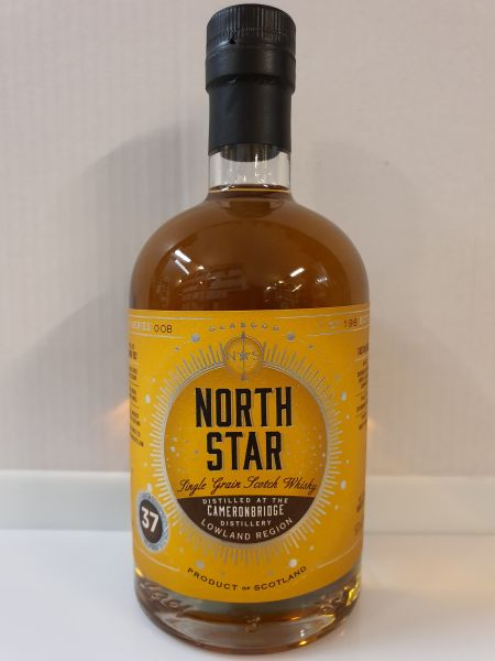 Cameronbridge 37y - North Star Spirits