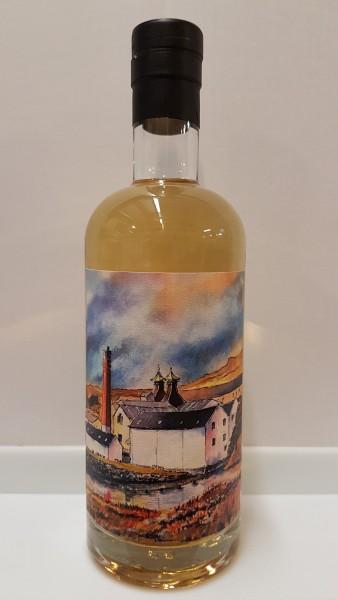 Islay Single Malt 10y - Finest Whisky Berlin Batch 1