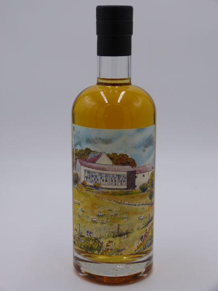 Secret Highland Malt 24y - Finest Whisky Berlin Batch 7