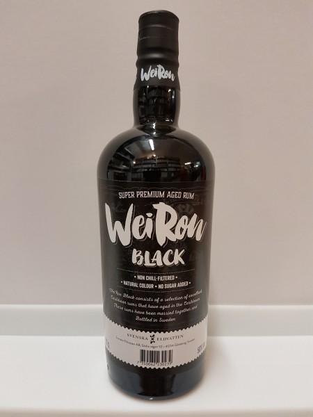WeiRon Black NAS - Eldvatten
