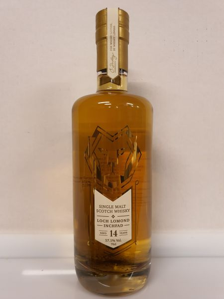 Inchfad Cask Vatting 14y - C. Dully Selection