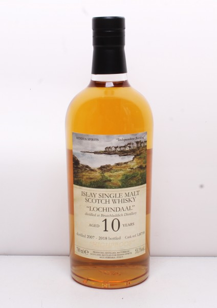 Lochindaal 10y - Hidden Spirits