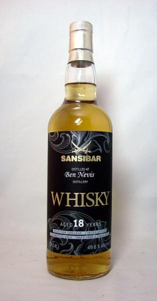 Ben Nevis 18y - Sansibar Classic Label