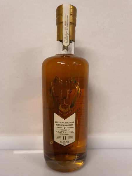 Heaven Hill 11y - C. Dully Selection