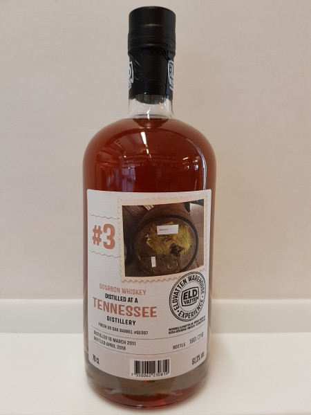 Tennessee Whiskey 7y - Eldvatten