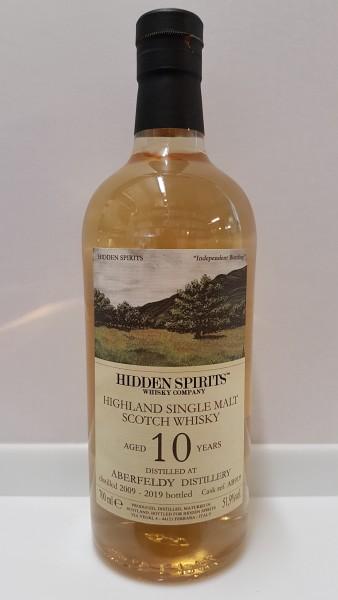 Aberfeldy 10y - Hidden Spirits
