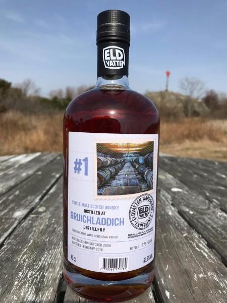 Bruichladdich 8y - Eldvatten