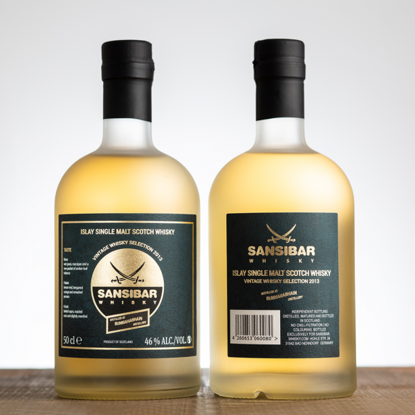Bunnahabhain 6y - Golden Label