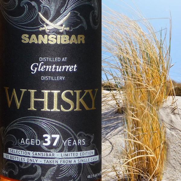 Glenturret 37y - Sansibar Classic Label
