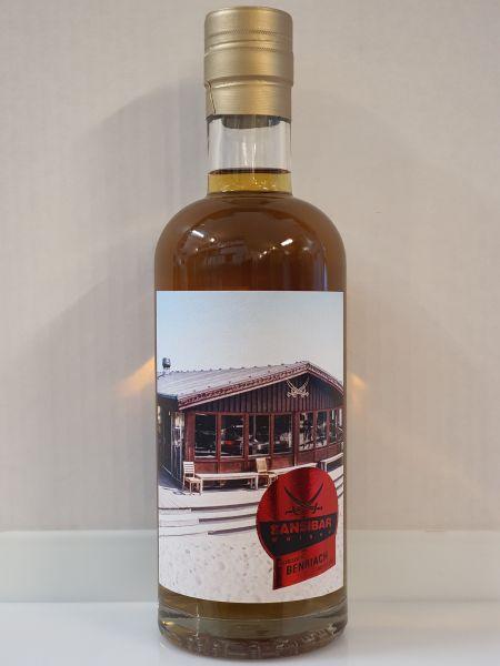 Benriach 11y - Sansibar Whisky Weihnachtsabfüllung 2019